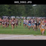Salem High School Girls Varsity Cross Country finishes 10th place