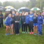 Salem Girls XC Wins the Dewitt Invitational