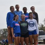 Salem Girls XC Finishes 2nd at Regional Finals. Qualifies for State Finals!