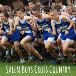 Salem Cross Country Youth Camp