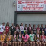 Salem High School Girls Varsity Cross Country finishes 6th place