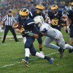 2017 Varsity Football vs Hartland
