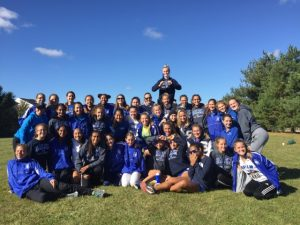 Salem Girls XC 2017