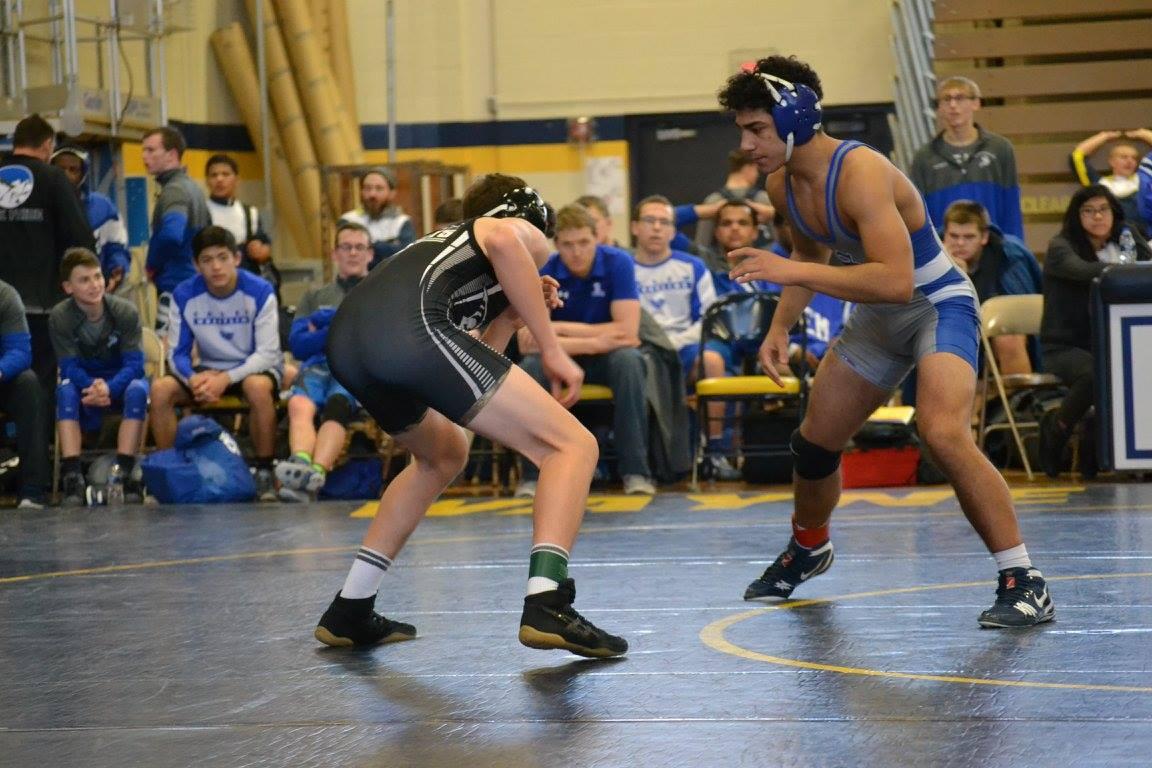 Wrestling takes 3rd in KLAA Black Division