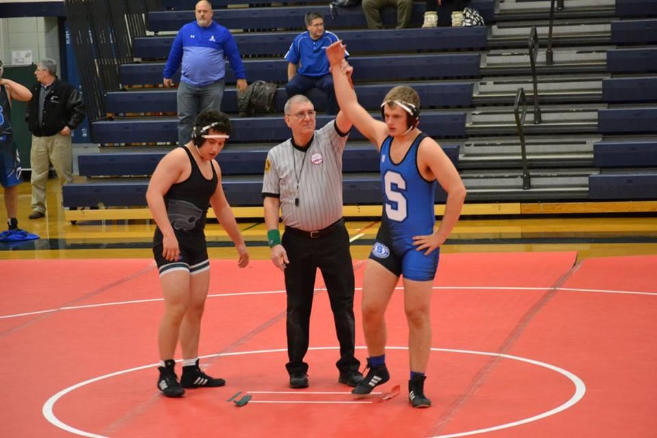 Wrestling 2-0 vs Novi and Northville!