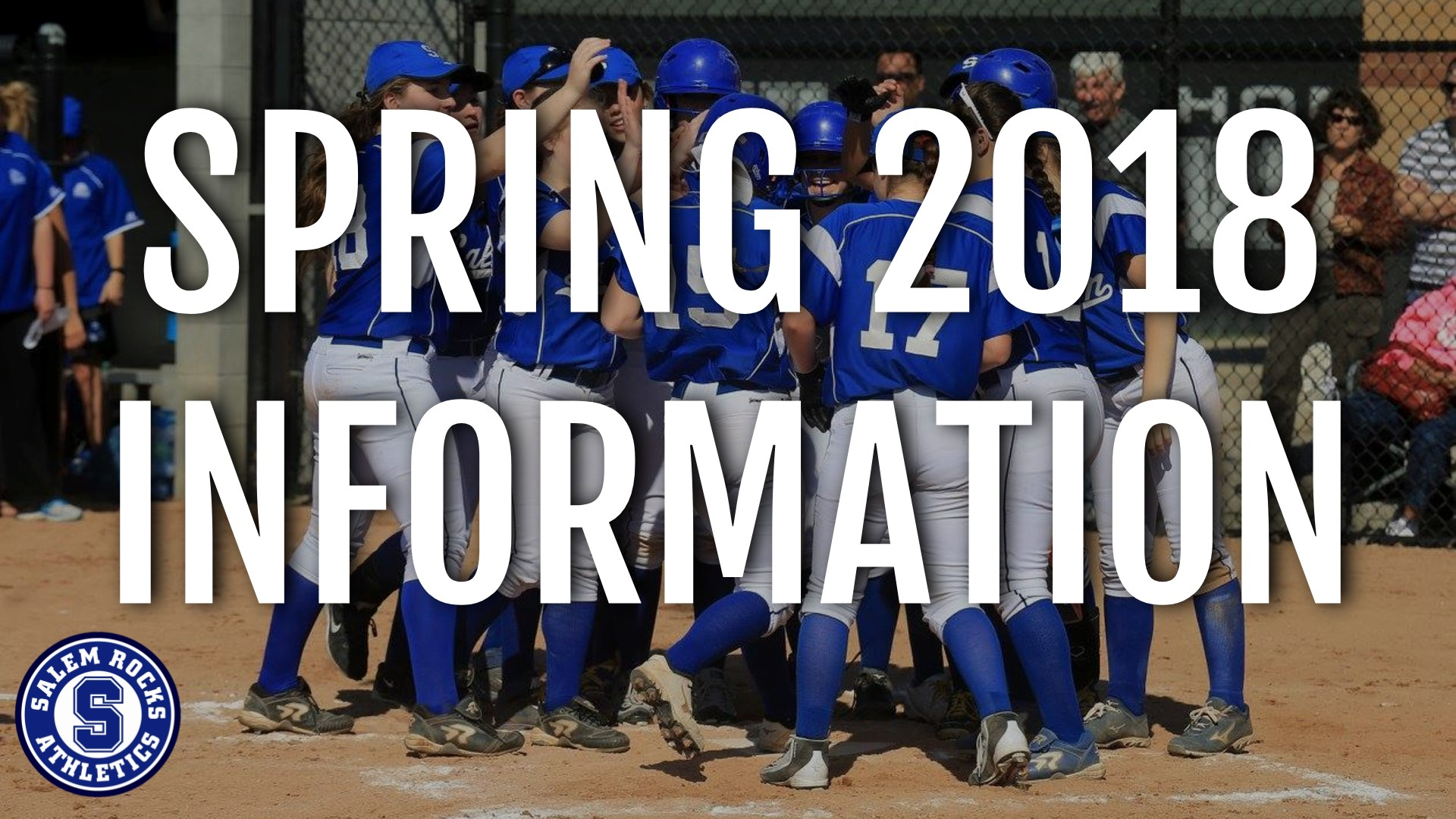 2018 Spring Athlete Registration – Now Open!