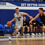 Salem Athletics Hosts Boys Basketball Districts