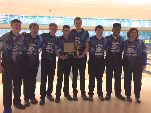 Boys Bowling are KLAA Conference Champs