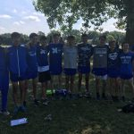 Boys XC Wins Golden Grizzly Invite