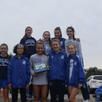 Salem Girls XC Dominates Rambling Rock Invite