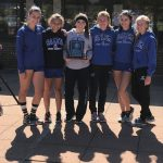 Salem Girls XC WINS 4th Invitational in a row (Maurader Invite Champions)
