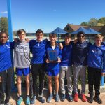 Boys XC Wins Marauder Invitational