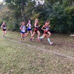 "Salem Girls XC ""Splits"" Double Dual"
