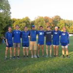 Boys XC Defeats Canton, Loses to Plymouth