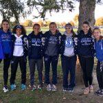 "Salem Girls XC KLAA Conference Championship ""Runner Up"""