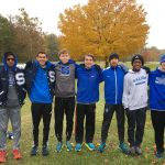 Boys XC Qualifies for State Championships
