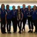 Salem Girls Varsity finish 1st Place at Baker Blast