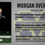 Alumni Spotlight – Morgan Overaitis