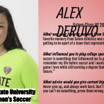Alumni Spotlight – Alex Deruvo