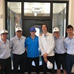 Boys Varsity Golf finishes 7th place at (KLAA Post Season Tournament)