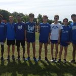 Boys XC Wins Golden Grizzly Invitational