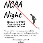 NCAA Night