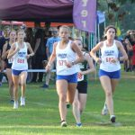 Salem Girls XC 3rd out of 30 teams at a tough Jackson Invite