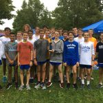 Boys XC Compete at Chelsea Invitational