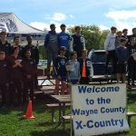 Boys XC Runners-Up at Wayne County Championships