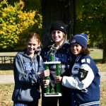 "Salem Girls XC  ""Triple Threat"" Leads to Gabriel Richard Invitational Victory"