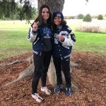 Salem Girls XC Team 5th in K.L.A.A. Conference Finals