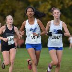 Salem Girls XC Junior-Seniors Win Franklin JV Invite