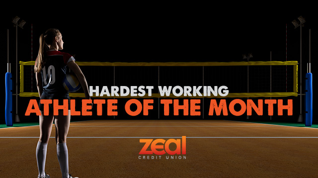VOTE: Zeal Credit Union October Athlete of the Month