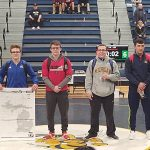 Wrestling's Justin Pronyk Qualifies for States