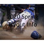 Spring Tryout Information