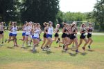 Salem Girls XC Suffers 1st Loss Against Defending Conference Champion Brighton