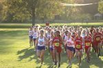 Girls Varsity Cross Country falls to Canton in tough battle