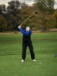 Salem's Kozlowski Finishes Strong at MHSAA Golf State Finals