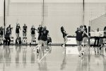 Girls Varsity Volleyball beats Howell 3 – 2