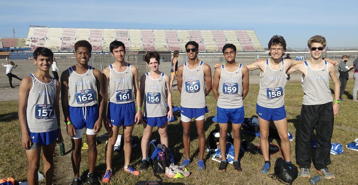 Boys XC Finishes 8th @ State Finals