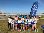 Salem Girls XC Ends Season on Positive Note at State Finals