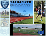 Talha Syed Commits to Columbia