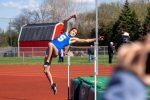 Salem Girl's Track wins against Howell, 81-56