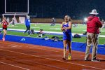 Reagan Justice Runs a Personal Best at Twilight 3200m Race