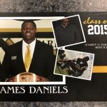 Congratulations to WGH Graduate James Daniels!