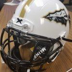 New Alternate Football Helmet for 2018 FB Season