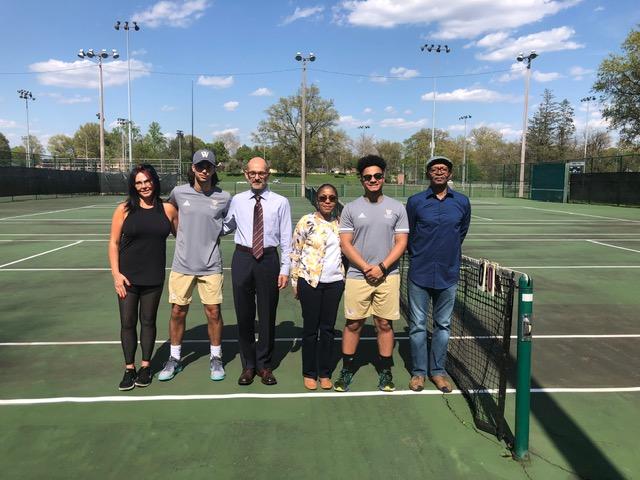 Senior Tennis recognition