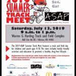 A.S.A.P. Track Meet