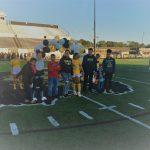 Girls Soccer Senior Recognition