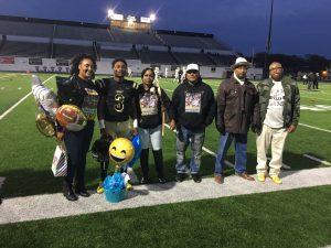 Football-Cheer Senior Night and Homecoming